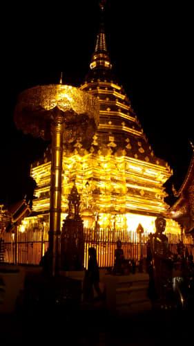 ドイステープ寺院