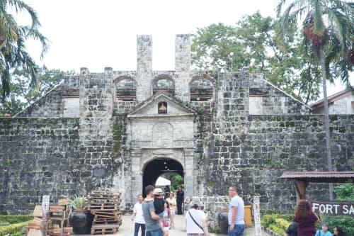 セブ島のサン・ペドロ要塞