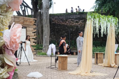 セブ島の結婚式