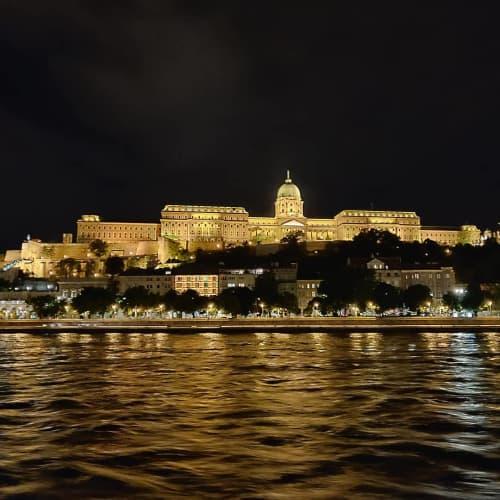 ブダペストの夜景