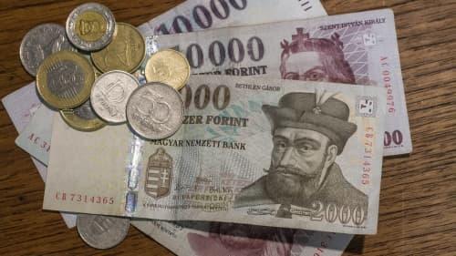 ハンガリーのお金