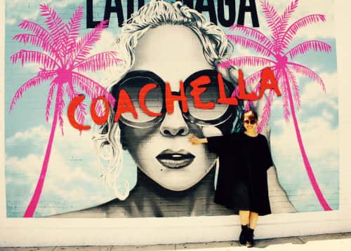 レディガガのコーチェラ ロサンゼルス