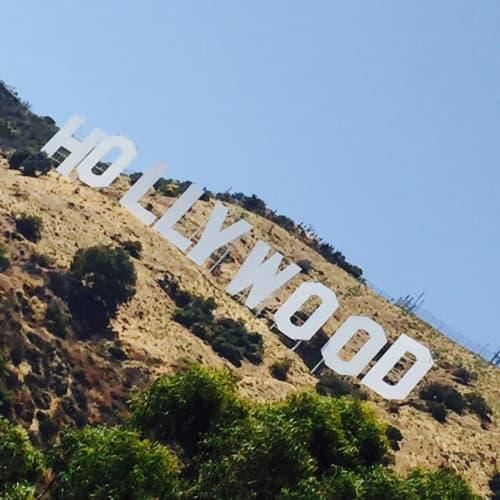 Hollywoodサイン ロサンゼルス