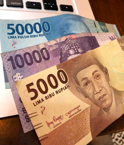 インドネシア 通貨 ルピア