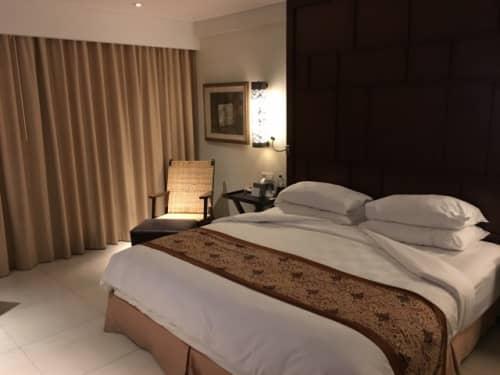 バリ島のシティホテル