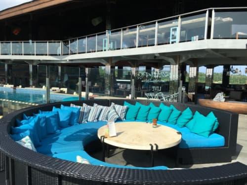 バリ島の高級ホテル