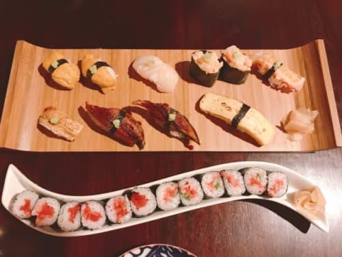 バンクーバーの寿司