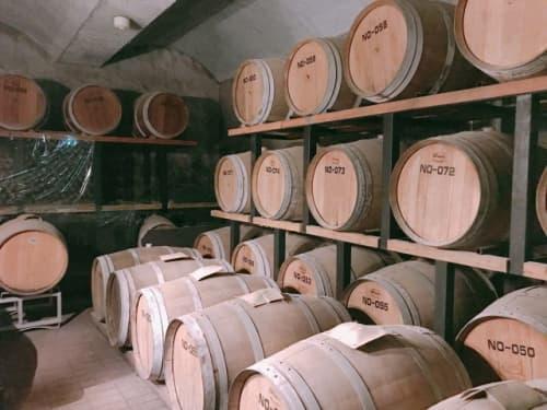 バンクーバーのワイン醸造