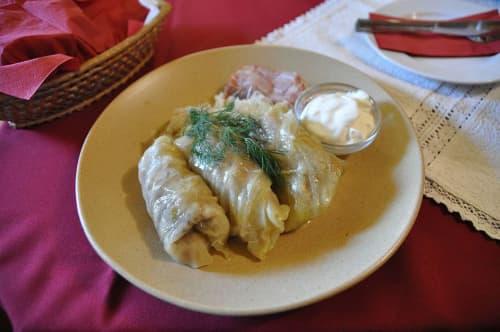 ハンガリー料理 グヤーシュ