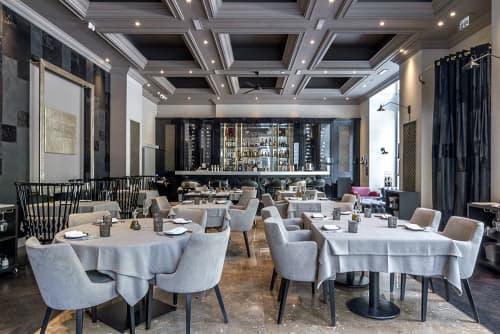 Caviar&Bull Budapest ブダペストのレストラン