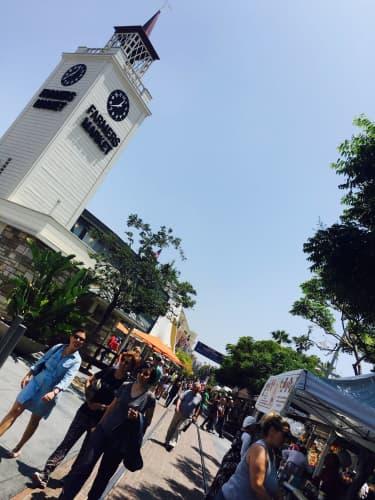 ロサンゼルスのファーマーズマーケット