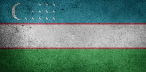 サマルカンドの国旗