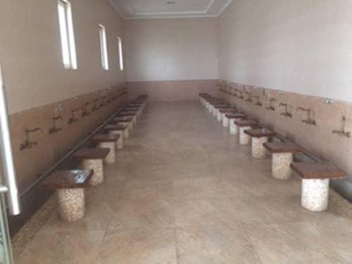 サマルカンド トイレ