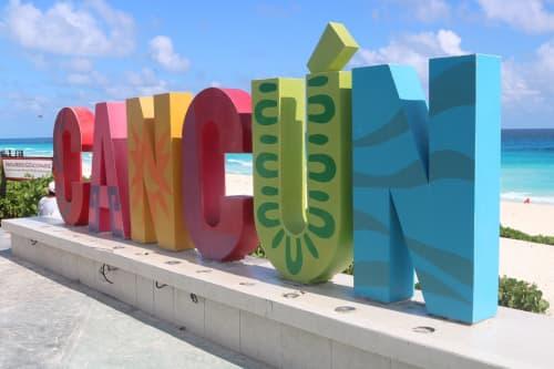 パナマジャックリゾート・カンクンのドルフィンビーチ