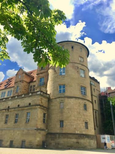 シュトゥットガルト旧宮殿の州立歴史博物館