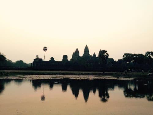 カンボジア・シェムリアップの風景