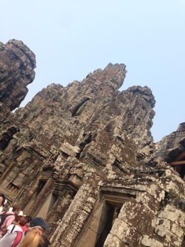 カンボジア・シェムリアップのアンコールワット