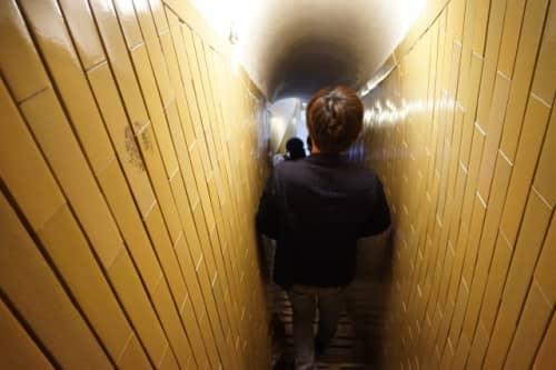 クーボラまでの階段