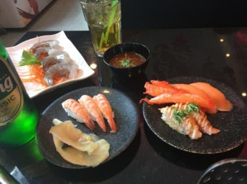 パタヤのレストラン Shabu Shi