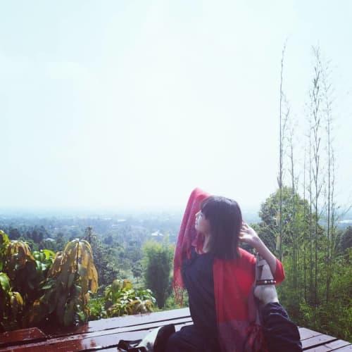 タイ・チェンマイの風景