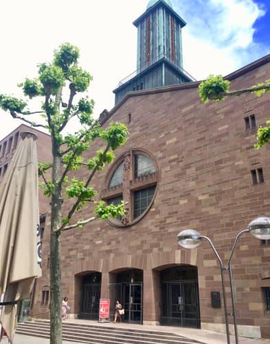 シュトゥットガルトの聖エーベルハルト教会