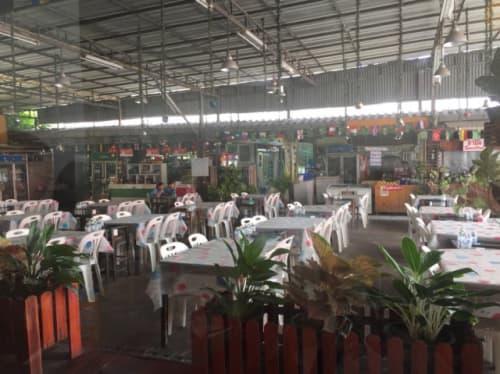 パタヤのレストラン カオトムプラジャンバーン