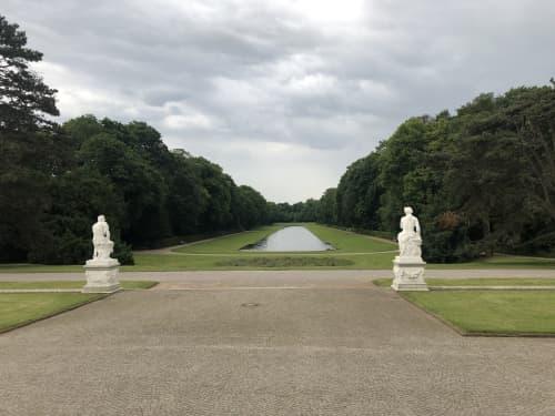 デュッセルドルフ ベンラート城