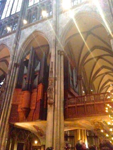 ケルン大聖堂クライスオルガン