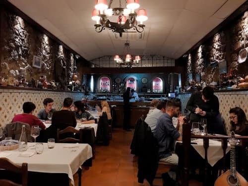 ポルトのレストラン