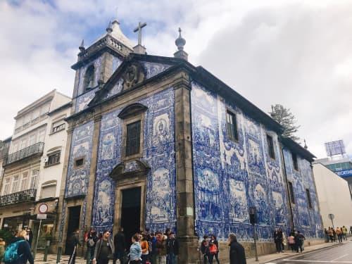ポルト アルマス聖堂