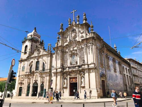 ポルト カルモ教会
