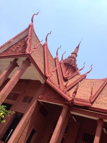 カンボジア プノンペン国立博物館