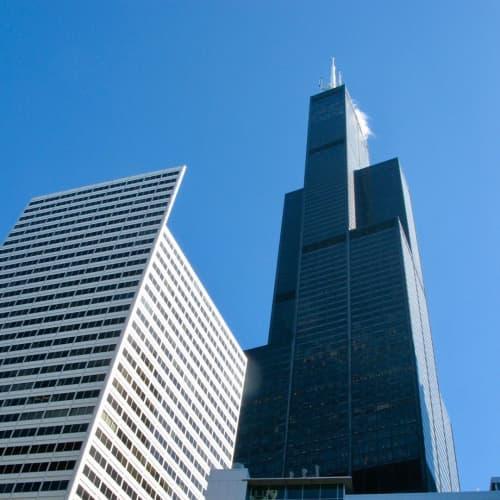 シカゴ ウィリス・タワー