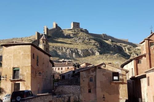 スペイン medieval village