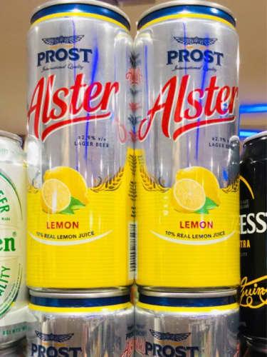 バリ島の隣 ジャワ島 PROST プロスト レモンビール