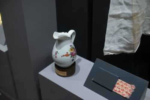 パリ シテ島 元牢獄コンシェルジュリーに展示されているマリーアントワネットの遺品