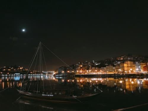 ポルトの夜景