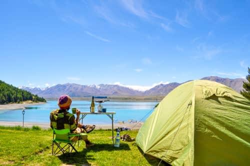 世界の絶景 テカポ湖(ニュージーランド)