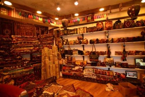 トルコ ギョレメ市内 トルコ絨毯