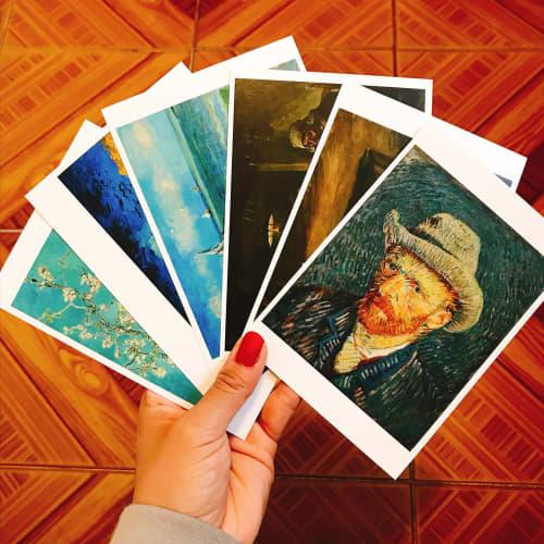 オランダ アムステルダム ゴッホミュージアムのポストカード