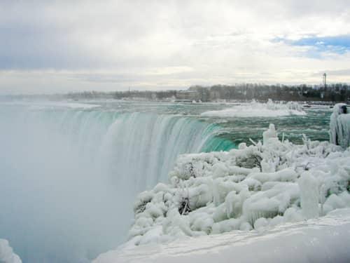 世界の絶景 ナイアガラの滝(カナダ)