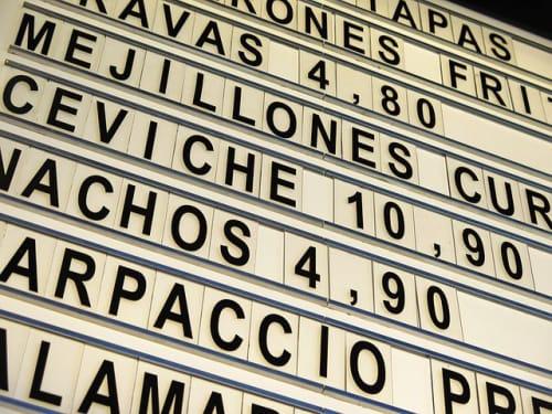 スペインでは、英語ではなくスペイン語