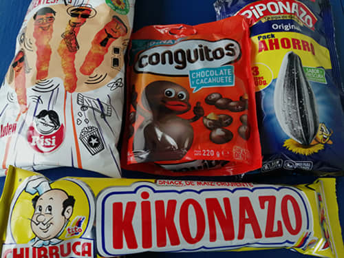 バルセロナのお土産お菓子