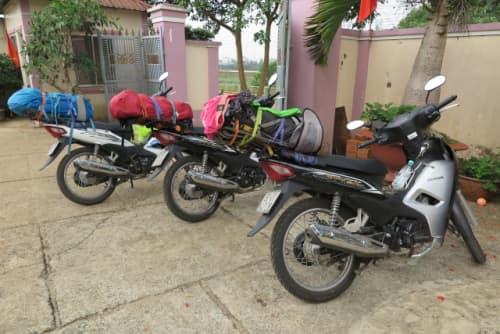 ホーチミン レンタルバイク