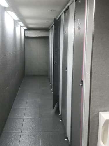 台湾 家樂福(カルフール)のトイレ事情