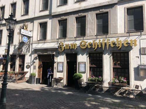 アルトシュタット=旧市街地 デュッセルドルフ レストラン
