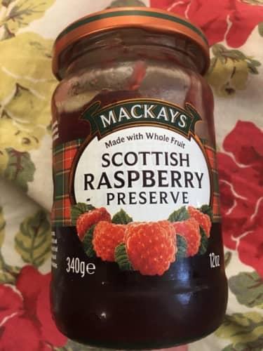 スコットランド名物ジャム・マッカイ(Mackays)