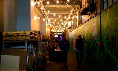 ウェリントンのクラフトビール工場