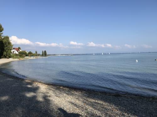 フリードリヒスハーフェンのボーデン湖