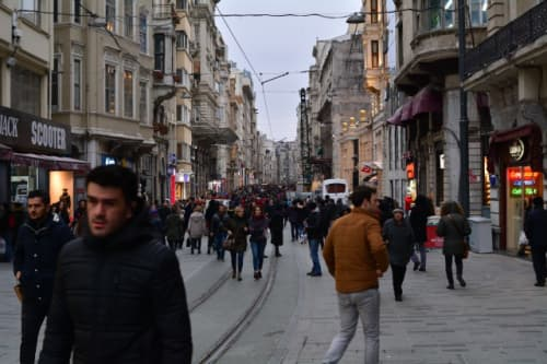 トルコの物価情報